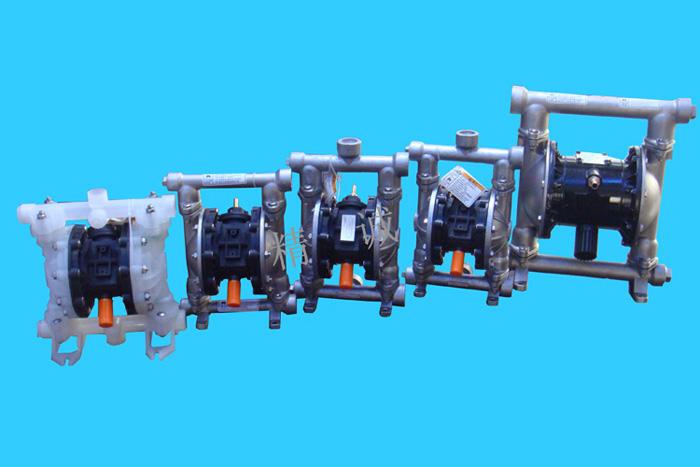 甘肅氣動隔膜泵